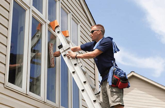 austin window cleaner